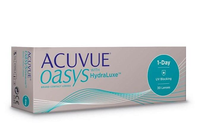 Acuvue Oasys 1-Day (30шт.)