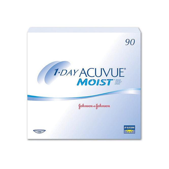 One Day Acuvue Moist (90 шт.)